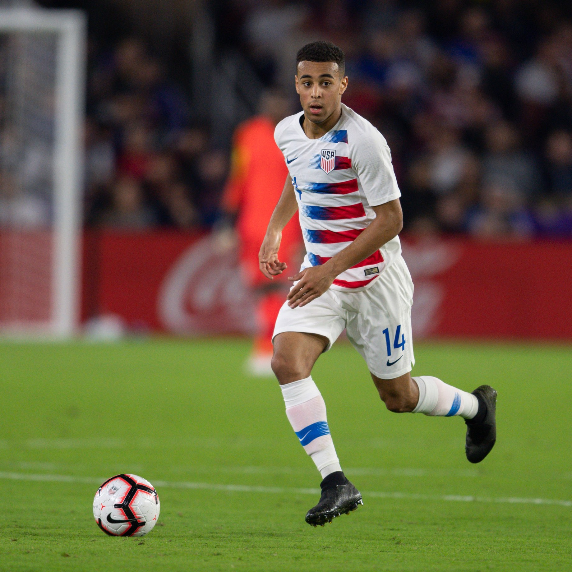 Injury Forces Tyler Adams To Withdraw From U S Men S