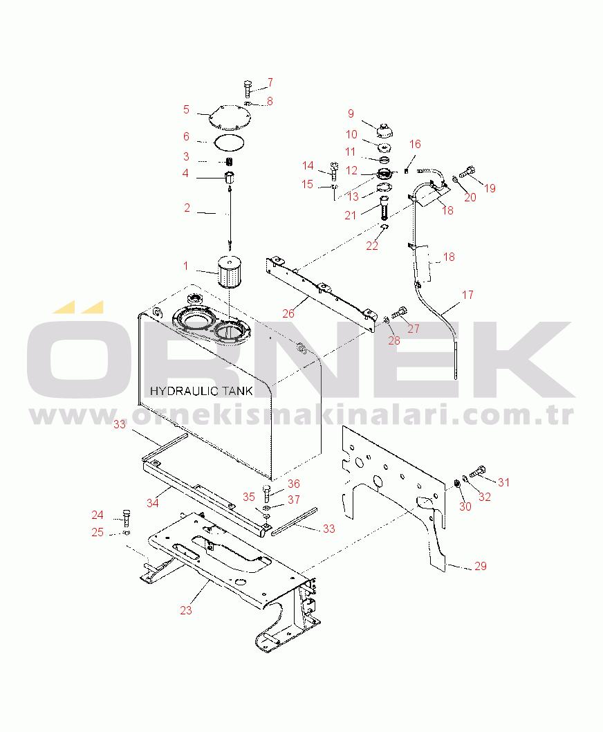 Komatsu WA430-6 S/N A42001-UP 4236035421