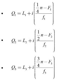 Rumus Kuartil Bawah Data Kelompok : rumus, kuartil, bawah, kelompok, Menghitung, Median,, Modus, Mode,, Kuartil, Desil