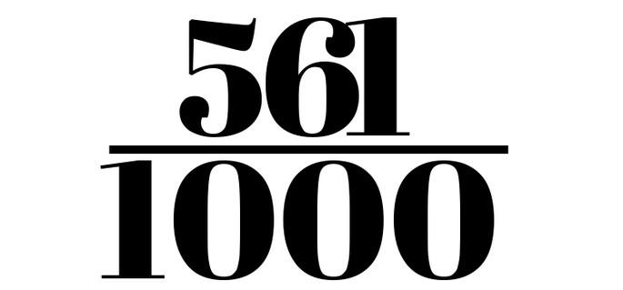 0،561.