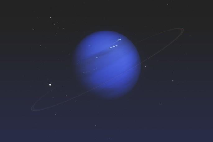 Solar жүйесіндегі Nebune планетасы