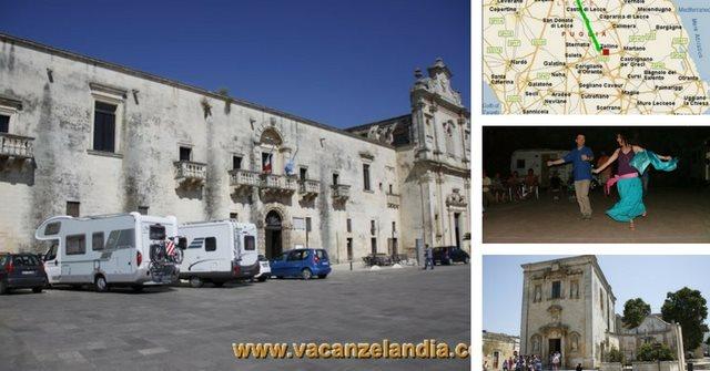 Itinerari Diari di Viaggio Puglia Grecia Salentina  Zollino  Contenuti Redazione  Vacanzelandia