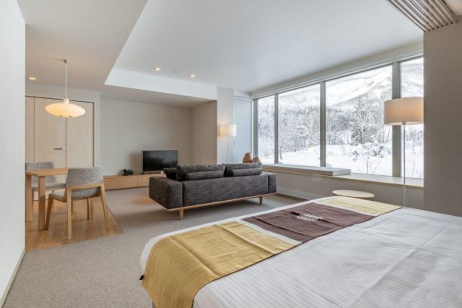 Mountain Studio Apartment The Maples Niseko Vacation Niseko
