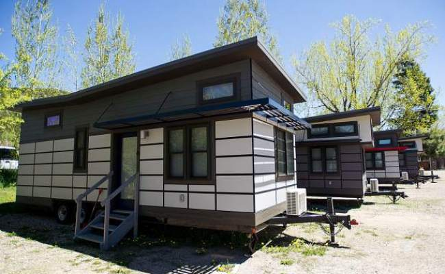 Regional News Aspen Skico Adding To Tiny House Nation In