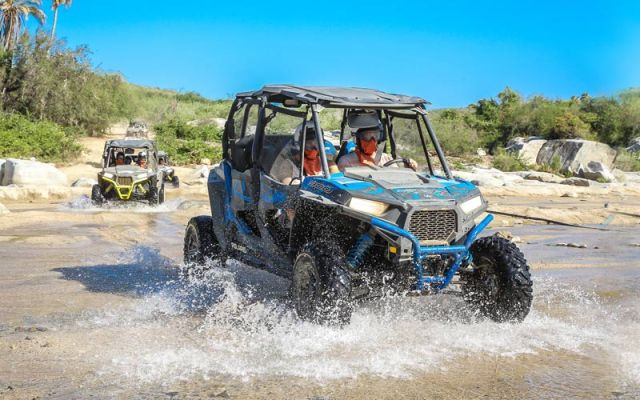 Jeep off roading guide