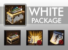 WHITE Package (30 Days / No Trade)