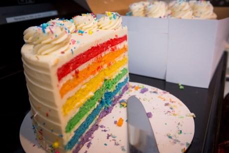 LGBTQI History Month Closing Celebration at K.C. Potter Center on campus (Susan Urmy/Vanderbilt)