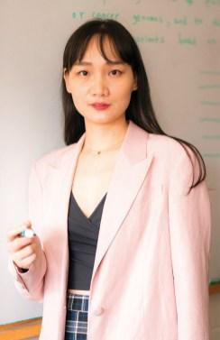 Maizie Zhou, assistant professor of biomedical engineering (John Russell/Vanderbilt University)
