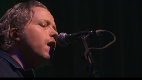 Jason Isbell and the 400 Unit performed a remote tribute concert for Vanderbilt staff, faculty and students.