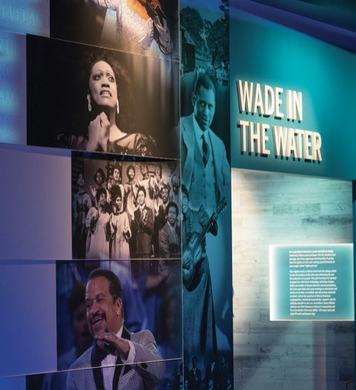 Wade in the Water: In August 2020 at a public information session with leadership of the museum, programming ideas were discussed, including a possible lecture series co-sponsored with the Vanderbilt Divinity School on the integration of music into worship and social justice initiatives.