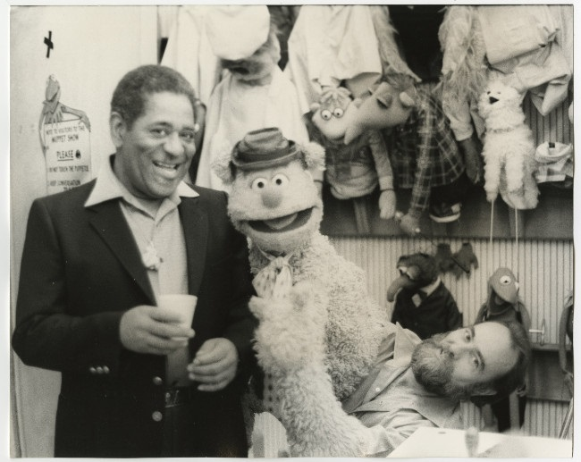 Dizzy Gillespie Collection-Muppet Show-Jim Henson-1 resized