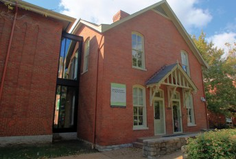 Photo of the exterior of the Margaret Cuninggim Women's Center