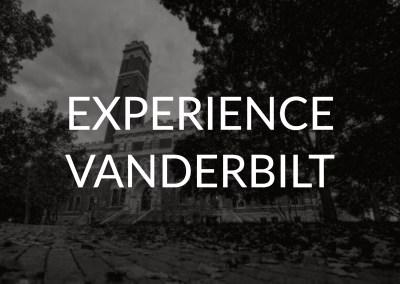 Experience Vanderbilt