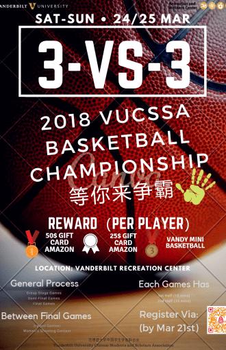 3v3 Basketball Championship
