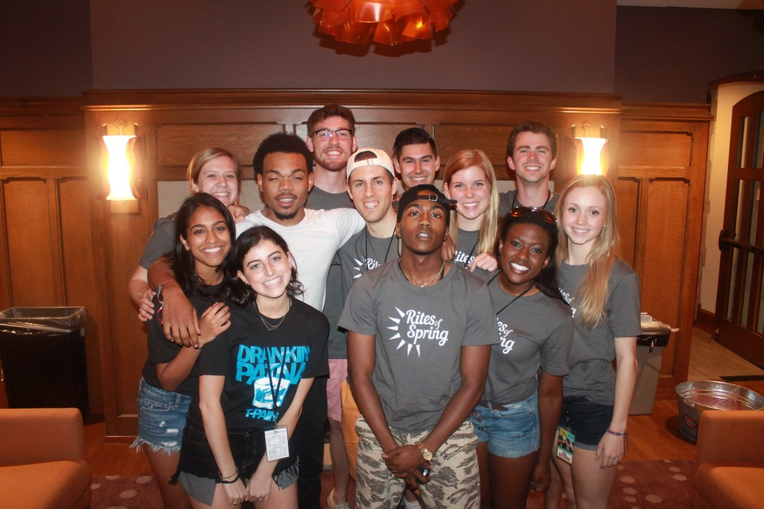 Chance the Rapper and the Music Group