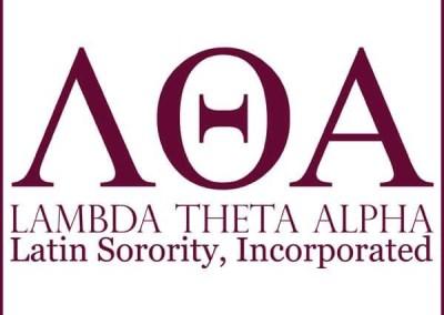 Lambda Theta Alpha Sorority (LTA)