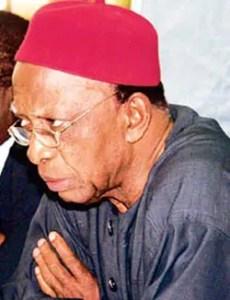 Nwabueze, Corruption, elections