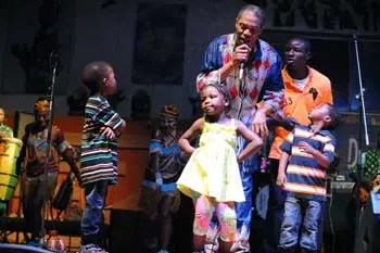 Push to preserve Fela Kuti's legacy15 years after death