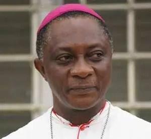 Archbishop Martins