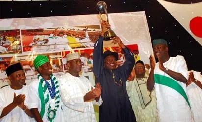 Jonathan announces 2m Naira reward for Golden Eaglets - Vanguard News
