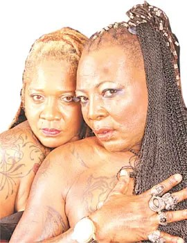 Charlyboy weds wife in church after 40 years - Vanguard News
