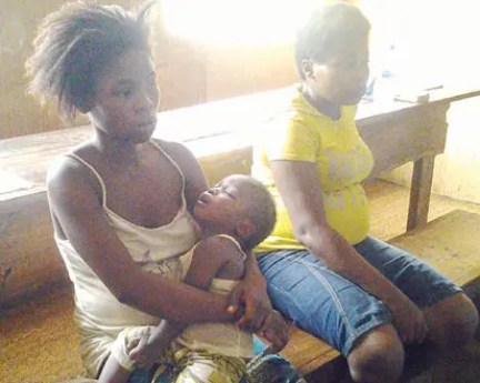 Baby factory: Additional seven pregnant girls rescued in Lagos