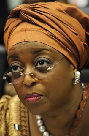 Diezani Alison-Madueke scored another firs - Vanguard News