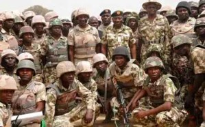 troops, Nigeria