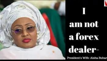 Read full text of Aisha Buhari's interview with BBC Hausa - Vanguard
