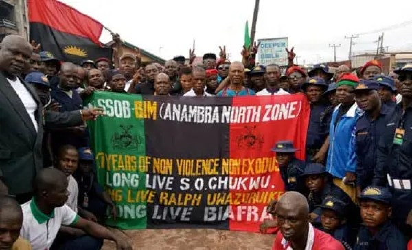 MASSOB condemns, insists there will be no toll gates in Biafra