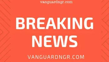 BREAKING: Suicide bomber dies after detonating vest in Ebonyi
