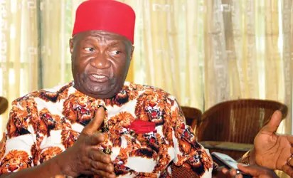 Nwodo Nnia1 - Ohaneze fires FG over alleged N100B offer to Miyetti Allah to stop killings and kidnapping
