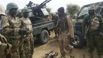 Image result for Army raids U.N. Maiduguri office in search of Boko Haram insurgents