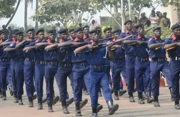 Image result for NSCDC organises Psychological test for officers in Osun