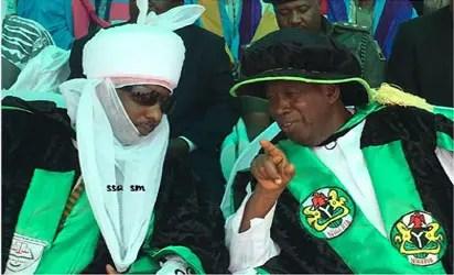 Maintain status quo, court orders Ganduje, Emir Sanusi
