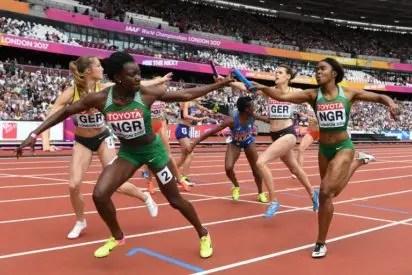 000 RI2JR e1502583157418 - London 2017 Worlds:  George, Ajayi, Nathaniel, Nigeria's last medal hope