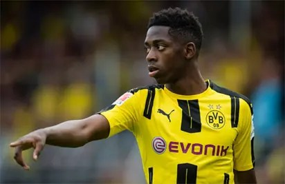 Dortmund refuse Barcelona Dembele bid - Vanguard News