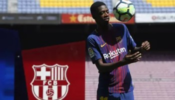 Football leaks reveals Dembele's wages - Vanguard News