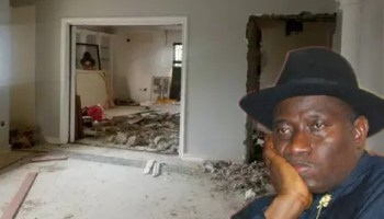 Image result for GEJ's home : Burglary suspect granted N7m bail