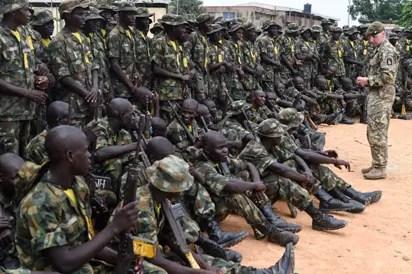 Nigeria Army Recruitment