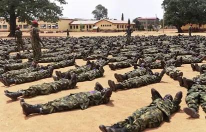 2018 NASA: Nigerian Army celebrates successes over Boko