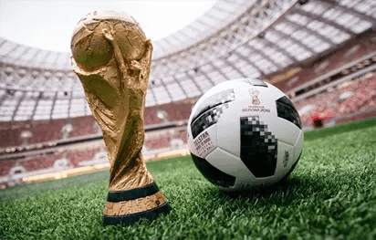 Official 2018 FIFA World Cup match-ball