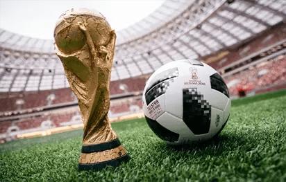 Official 2018 FIFA World Cup match-ball