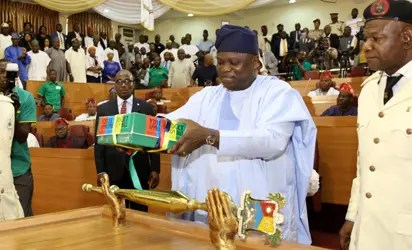 Image result for Lagos Assembly suspends passage of 2019 Appropriation bill