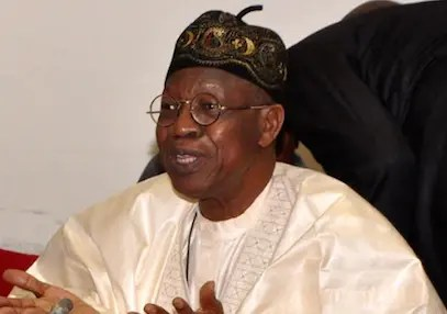 Lai Mohammed corruption