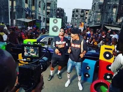 BBNaija winner Efe, top rapper Olamide shoot musical video `Warri