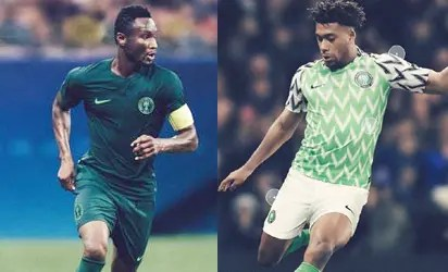 62bf917e4d3 Nike is the official kits sponsor of Nigeria s national teams.