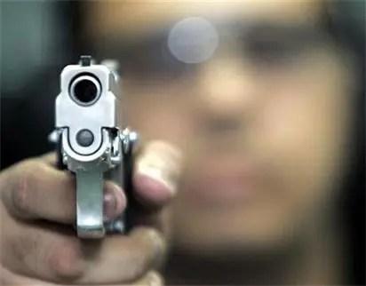 California, loaded gun, Anambra, Police