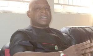 I wasn't accused of taking govt. money – Omatseye, Ex- NIMASA DG
