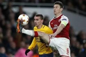 Arsenal vs Atletico